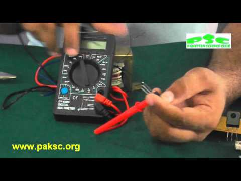 How to Make UPS power inverter (Urdu)