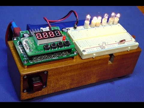 Portable Prototype Power Supply