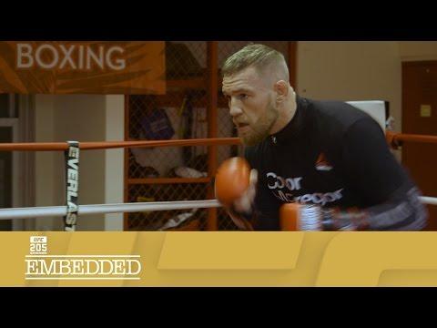 UFC 205 Embedded: Vlog Series - Episode 2