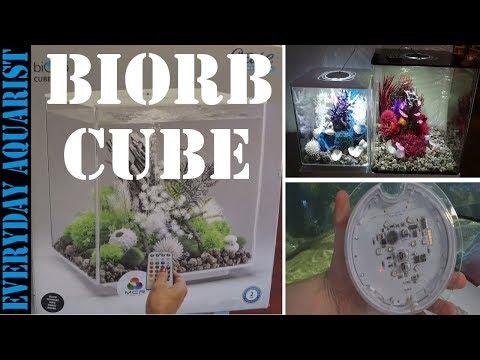 Oase BiOrb Cube 30 60 Unboxing, Review & Setup