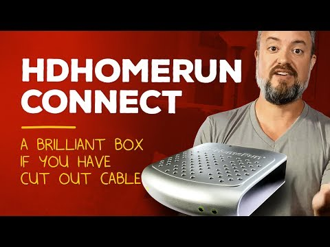 HDHomerun is a must-have for cord-cutters!!!