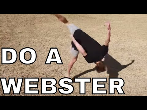 HOW TO DO A WEBSTER FRONT FLIP