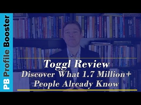 Toggl Review 2017 - How to Focus, Create Simple Monthly Reports and Put a Value on Your Time