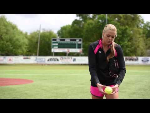 Tips from Jennie Finch: How to Grip Different Pitches