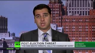 Trump electoral college voter getting death threats & calls to change his choice