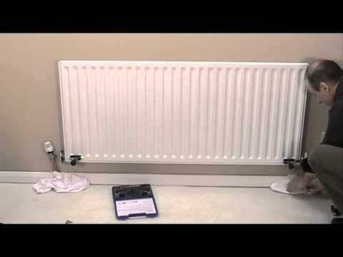 How to temporarily remove a Radiator WITHOUT draining!