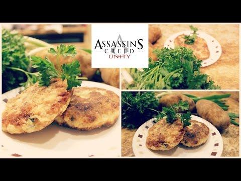 Assasins Creed Unity Inspired Dish Pommes de terre a l'econome