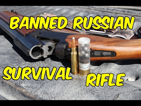Xxx Mp4 The Banned Russian Survival Rifle From Russia With Love Never Never Safari 3gp Sex