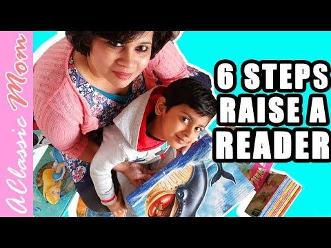 Importance of Reading | How to Raise a Reader | How to Read | Story Time | A Classic Mom