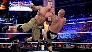 WWE WrestleMania 29: The Rock vs John Cena Full Matches