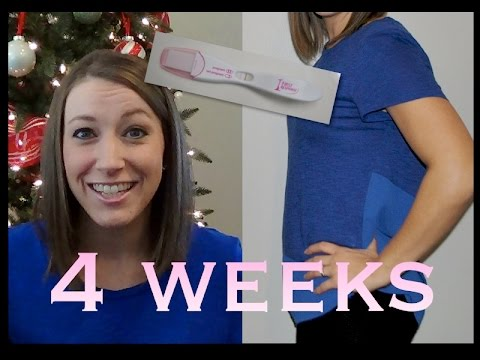 4 Weeks Pregnant with Baby #3 | Finding Out & Early Symptoms