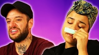People Try To Guess Weird Scents