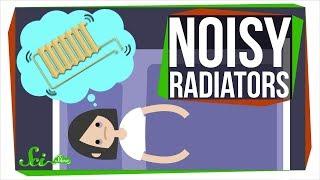 What Makes Radiators Bang So Loudly?
