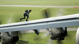 Mission: Impossible Rogue Nation - Stunt