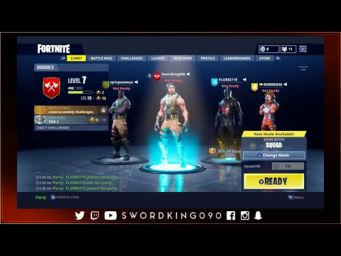 Xbox One X: Fortnite Battle Royale - Watch a Noob Play This Game.