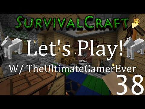 Survival Craft Lets Play! ~ Episode 38 ~ Unnamed Horse?