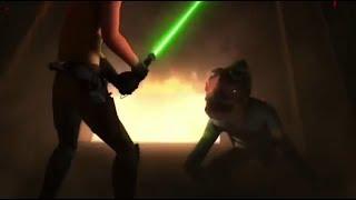 [Ezra kills a worker] Star Wars Rebels Season 4 Episode 8 [HD]