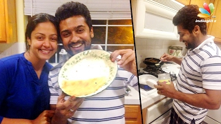 Viral : Surya makes the perfect