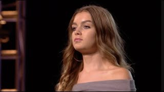 Holly Tandy Blows Everyone Away With Her Voice | Boot Camp | The X Factor UK 2017