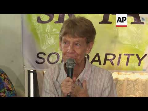 Australian nun says she will continue fight to stay in Philippines