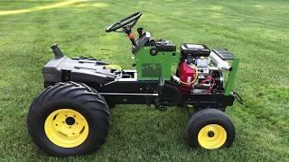 Predator 670cc 22HP V-Twin Engine on my 318 John Deere | Music Jinni