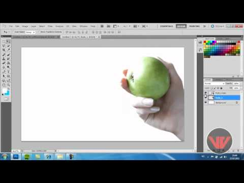 how to make a color splash image in photoshop