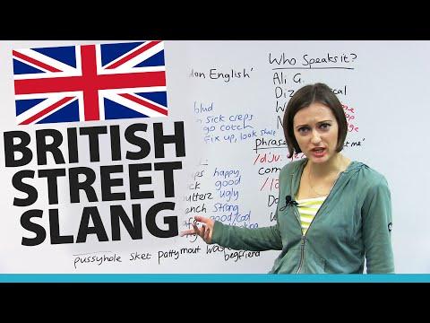 The BEST British Street Slang