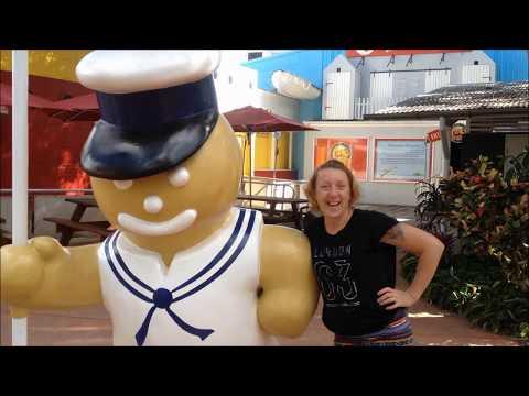 Travel Australia with Kids - The Ginger Factory - Sunshine Coast, QLD, Australia