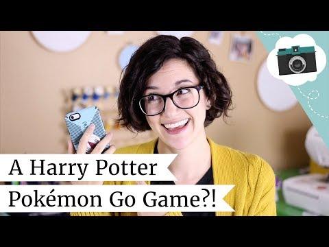 Wizards Unite! A Harry Potter Pokémon Go Game?   @laurenfairwx