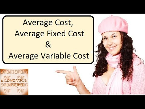 V-23 Average Cost | Average Fixed Cost | Average Variable Cost