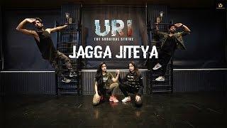 URI -The surgical strike | Jagga Jiteya | Vicky kaushal | Dhanashree Verma