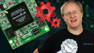 Control XBox 360, 3D Printers and MORE with FPGA