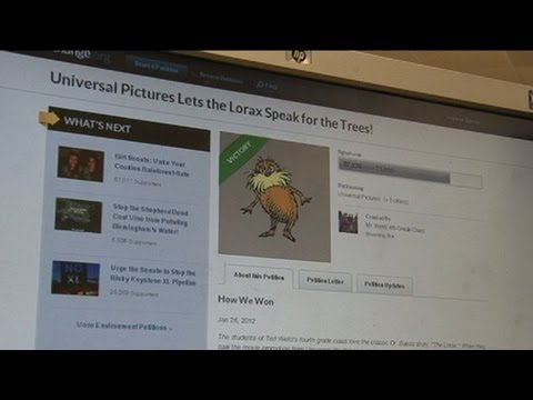 'The Lorax' Inspires a Fourth-Grade Class to Take on Universal Studios
