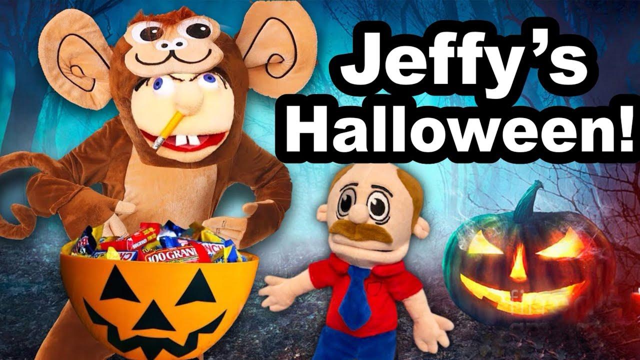 SML Movie: Jeffy's Halloween!
