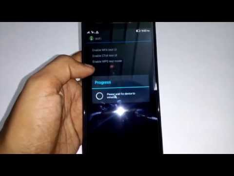 Tutorial : How to Fix WiFi problem in Lenovo K3 Note !