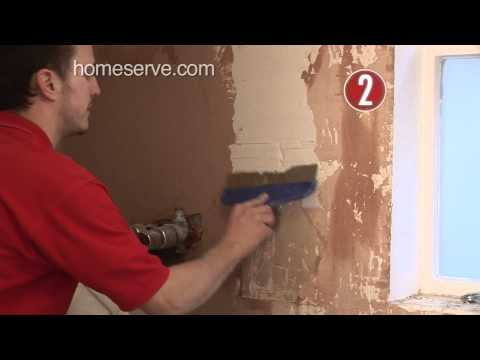 How To Prepare For Tiling - HomeServe video guide
