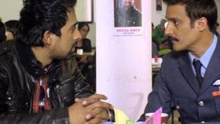 Jimmy Shergill gives love tips to Rannvijay - Dharti