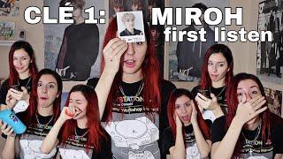 Stray Kids 'Clé : 1 MIROH' ALBUM REACTION!!! - PakVim net HD