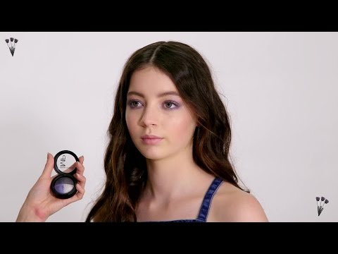 Girlfriend Priceline Model Search 2015 Finalist How-To | Paloma - The '70s Look