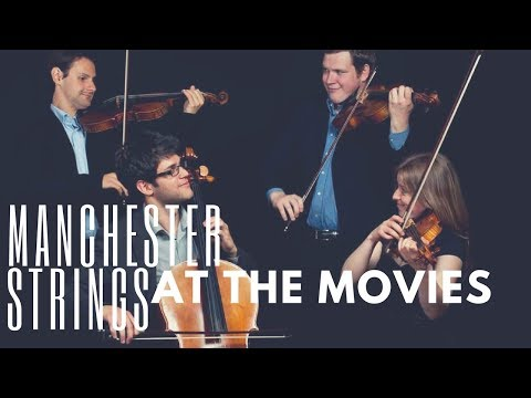 Manchester Strings // At The Movies // Book Now At Warble Entertainment