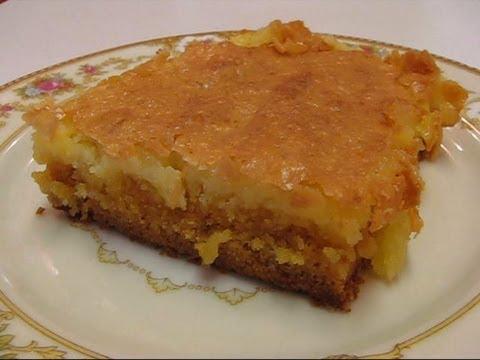Betty's Gooey Butter Cake