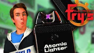 Atomic Lighter - Fry