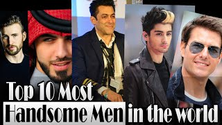 Top 10 Most HANDSOME MAN in The World 2018 ✔