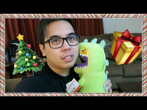 What I Got For Christmas! Last Video of 2017