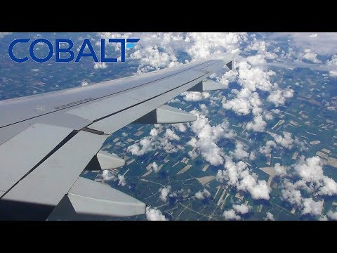 Cobalt Air Airbus A320-214 | Larnaca to London Heathrow *FULL FLIGHT*