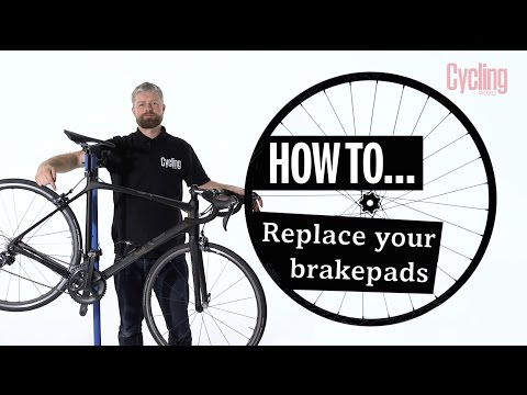 How to replace your bicycle brake pads