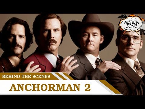 The legend of Ron Burgundy continues with our fun facts about Anchorman 2