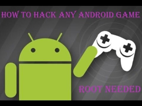 How to hack any android game (ROOT)