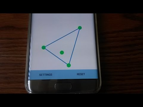 Convex Hull Visualizer - Graham Scan Android App Overview
