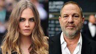 Cara Delevingne Describes Alleged Sexual Harassment by Harvey Weinstein